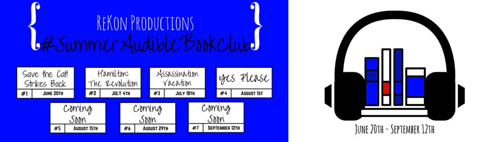 SummerAudibleBookClub