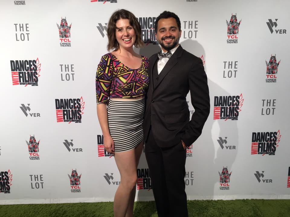 Sascha Alexander (Daisy) & Neel Upadhye (Writer/Director)