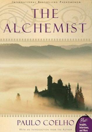 Sammy's 2nd Pick: The Alchemist