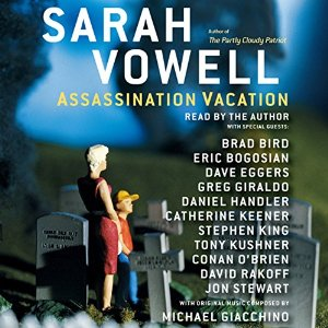 Caitlyn's Pick: Assassination Vacation