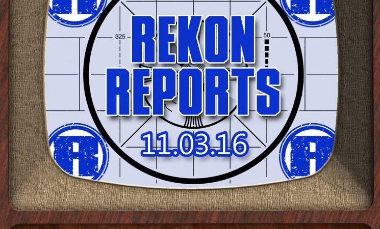 ReKon Reports 11.03.16