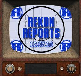 ReKon Reports 12.07.16