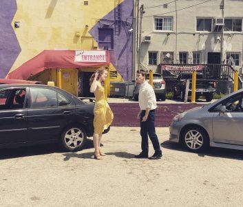 Parking in LA