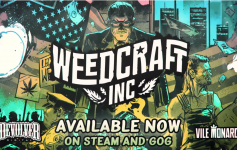 "Weedcraft Inc – ""Chill Interrupted"""